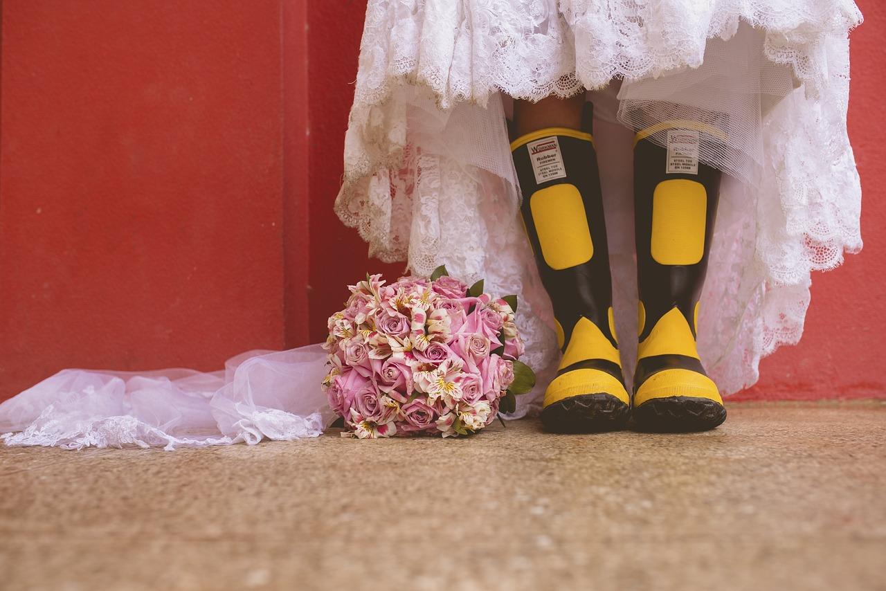 Brautstrauß gefangen | Traumtrauringe-Ratgeber