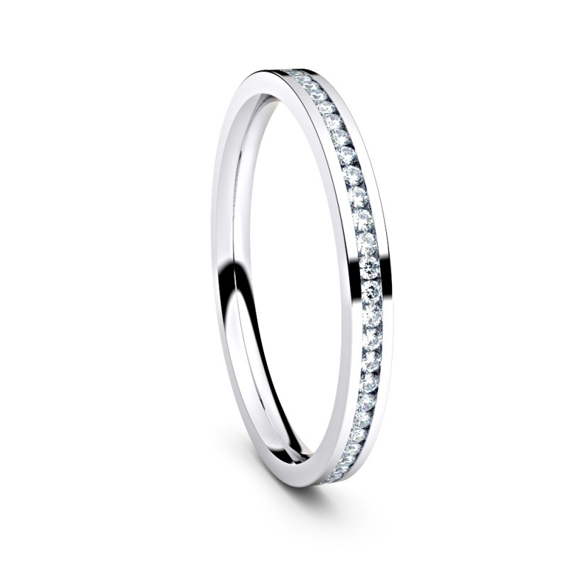 Memoirering MR08 925er Silber - 6070