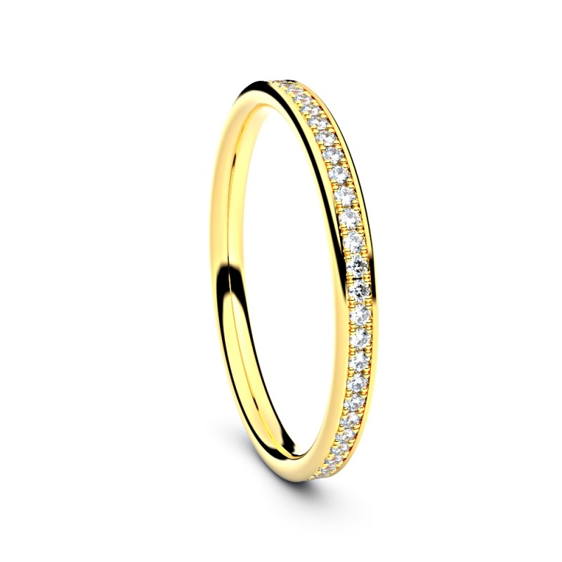 Memoirering MR02 585er Gelbgold - 5318